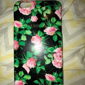 sherri hill iphone 6splus case. floral design ❤️